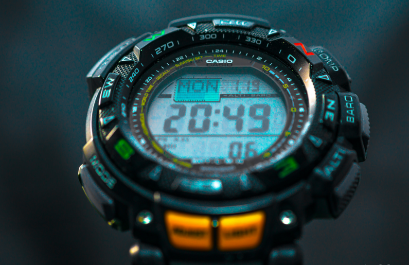 ProTrek PAG-240 Pathfinder - Best Compass Watch for the Money