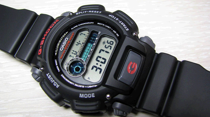 G-Shock Men's DW9052-1V Review