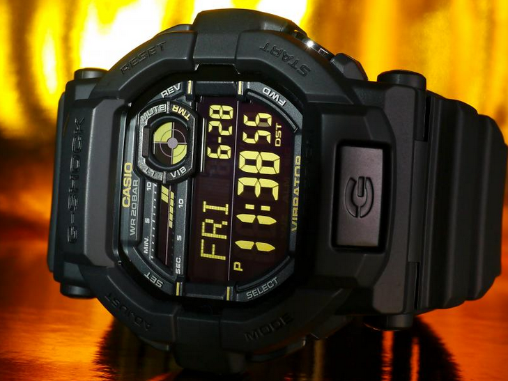G-Shock GD350-1B Watch Review