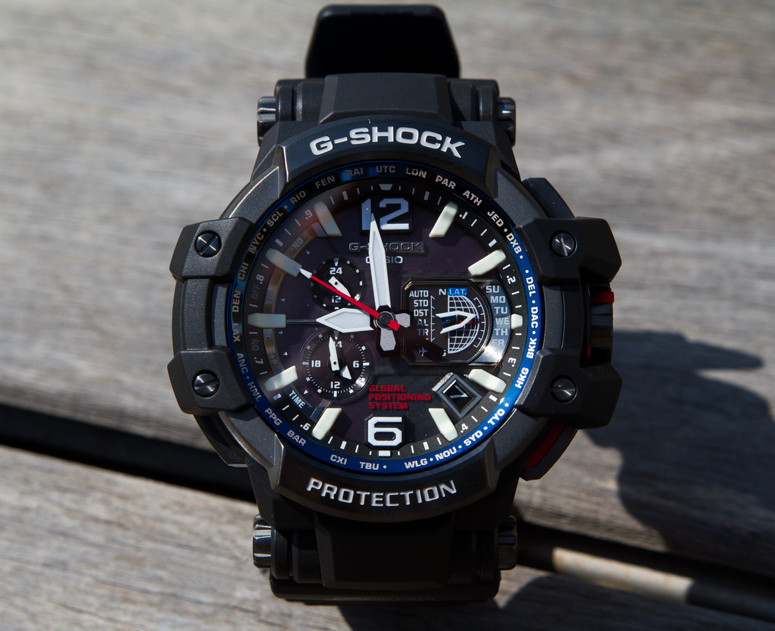 casio g shock gravity master gpw 1000 1a review. Black Bedroom Furniture Sets. Home Design Ideas