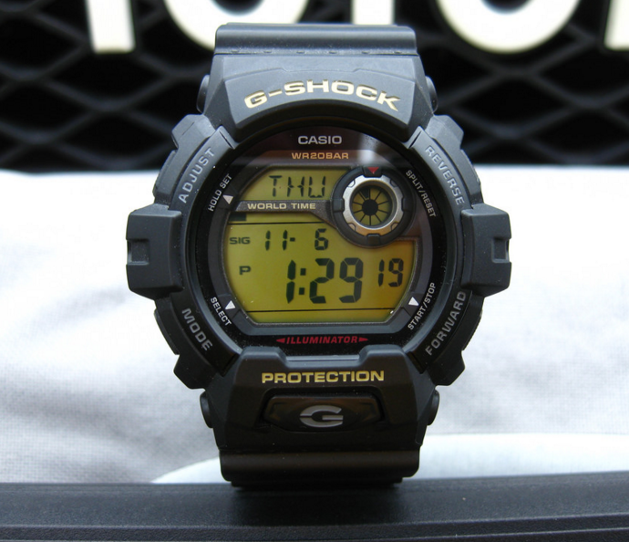 G-Shock G8900 Review