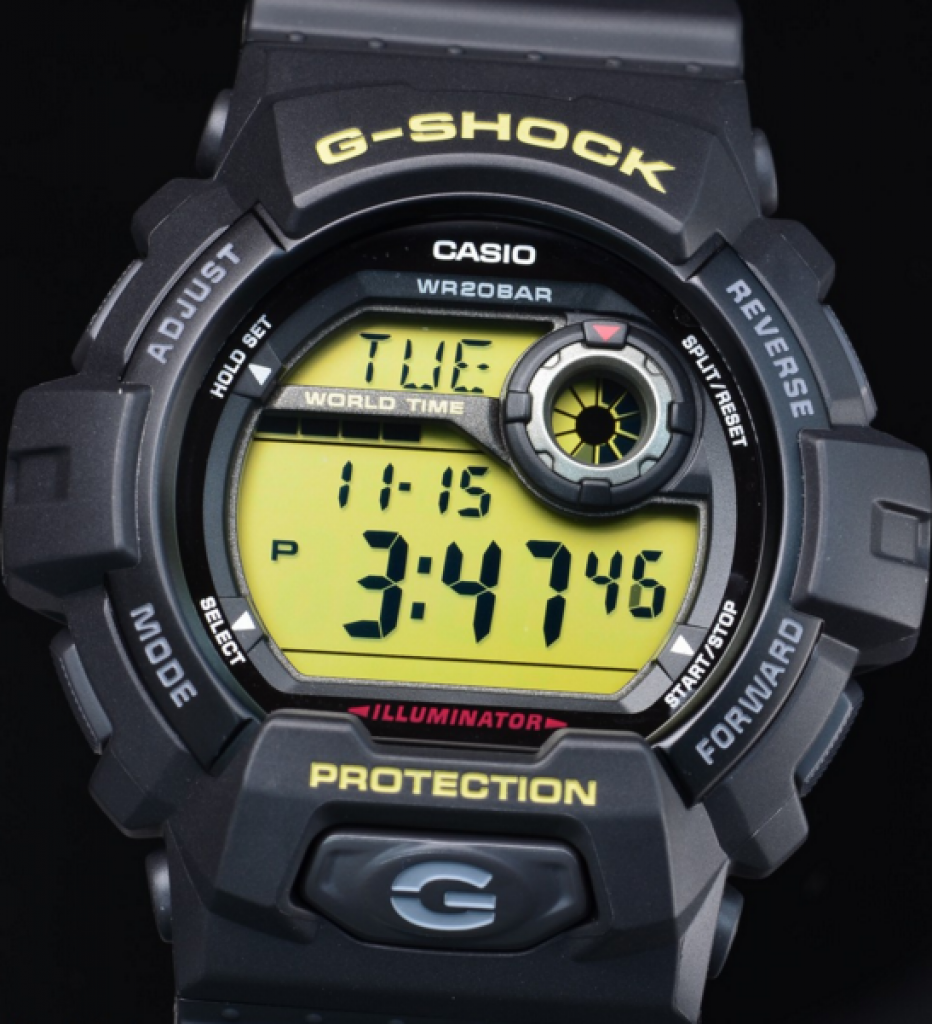 The Top G Shocks In 2018 Casio Shock Ga 110ts 1a4 Jam Tangan Pria Grey Strap Resin Best Under 100 8900 1