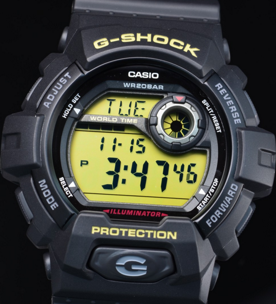 G-Shock G8900-1 - The Best G-Shock Under $100