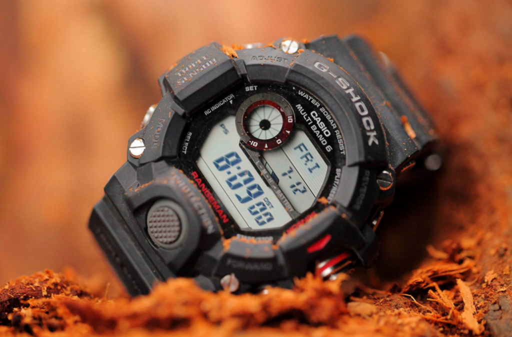 Best EDC Watch - GW-9400 Rangeman