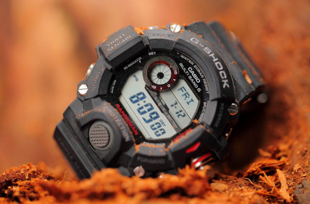 Best G Shock Watch For Outdoors