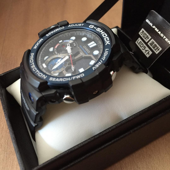 Casio G-Shock Gulfmaster GN-1000 Review-2