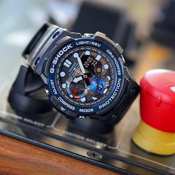 Casio G-Shock Gulfmaster GN-1000 Review