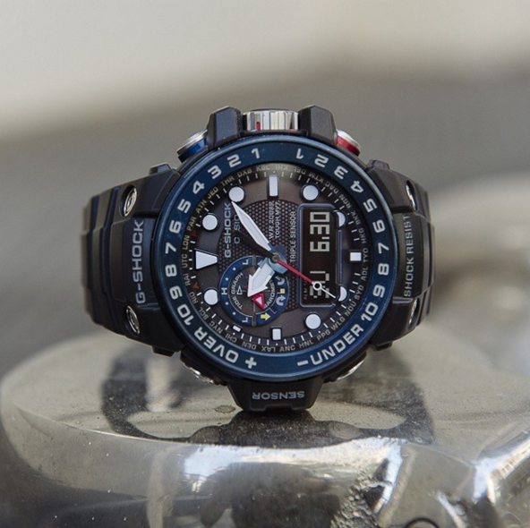 Casio G-Shock Gulfmaster GWN-1000 Review-1