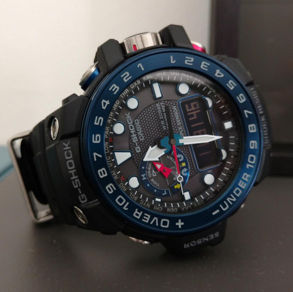 Casio G-Shock Gulfmaster GWN1000B Review