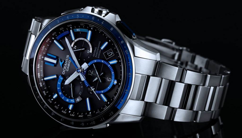 CASIO OCEANUS OCW-G1100-1AJF Review