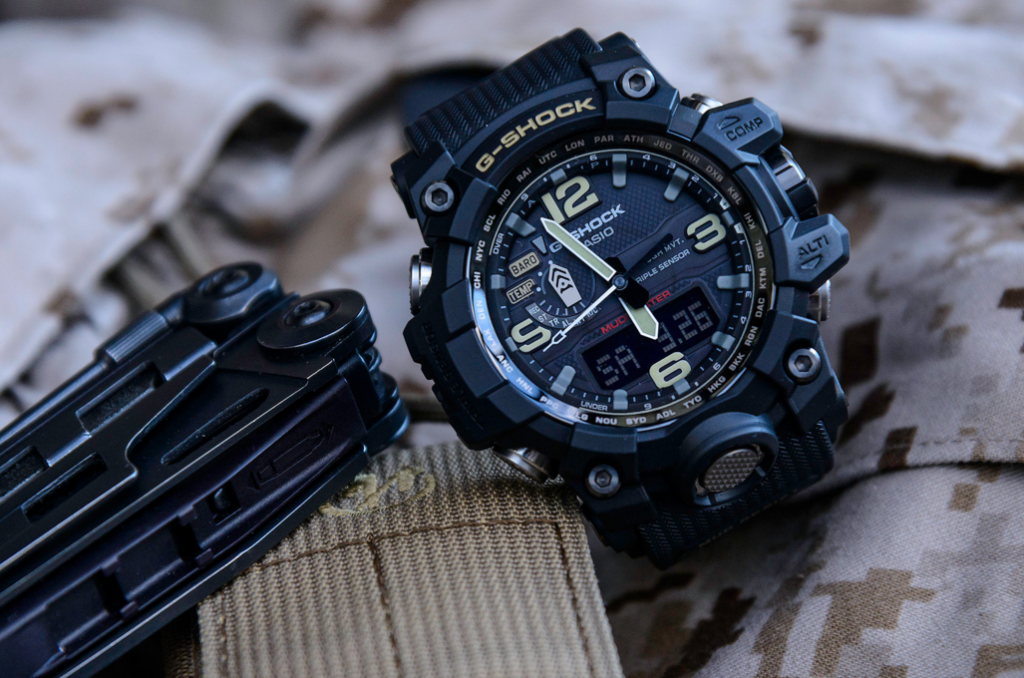 G-SHOCK MUDMASTER GWG-1000-1A3JF / The Best All-Purpose G-Shock