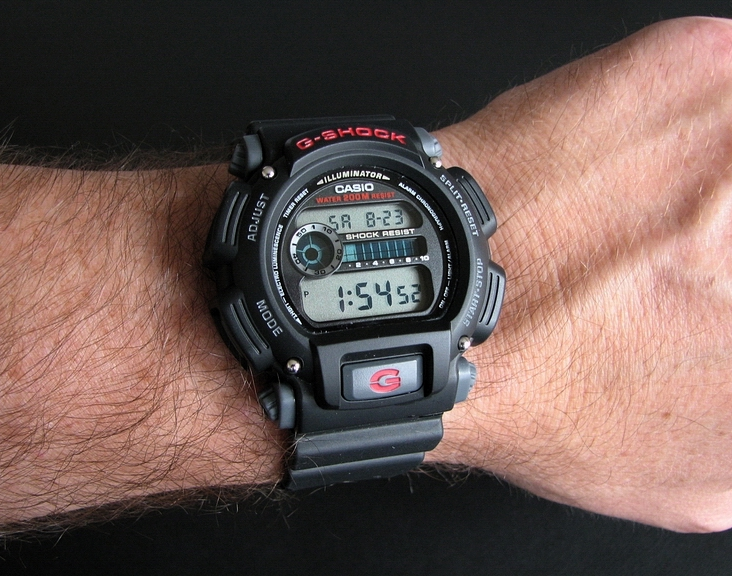 G-Shock DW9052_1 / The Best Cheap G-Shock