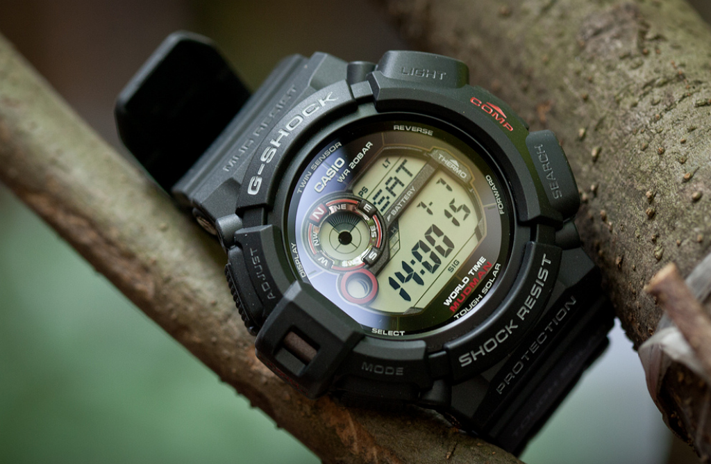 G-Shock G-9300-1 Mudman / The Best G-shock For Everyday Use