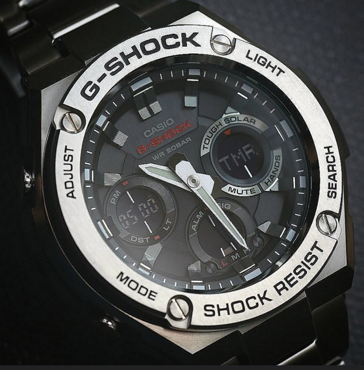 G-Shock G-Steel GSTS110 / The Best Looking G-Shock