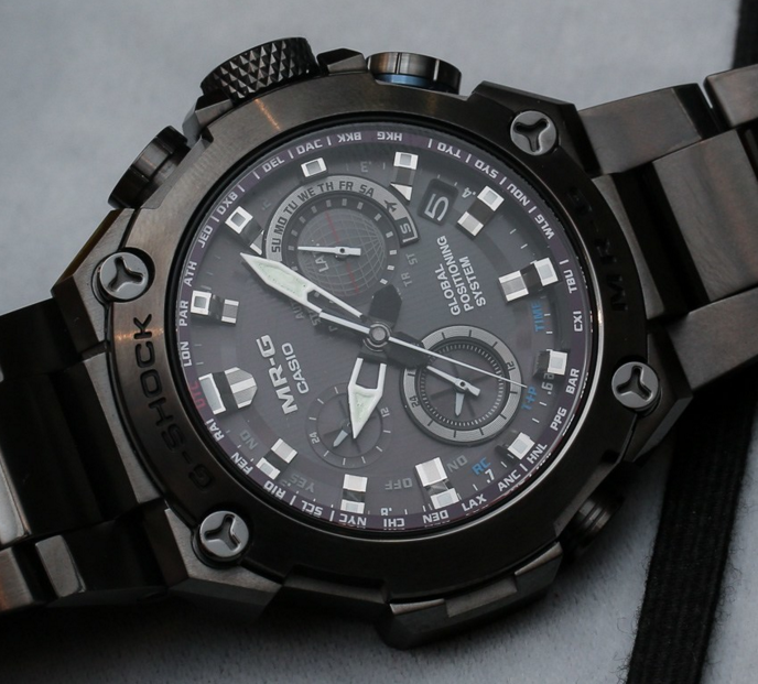 Casio G-Shock MRG-G1000B-1A Review
