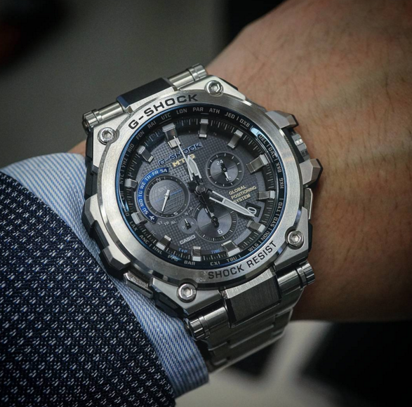 G-Shock MTG-G1000D / The Most High-End/Expensive G-Shock Watch