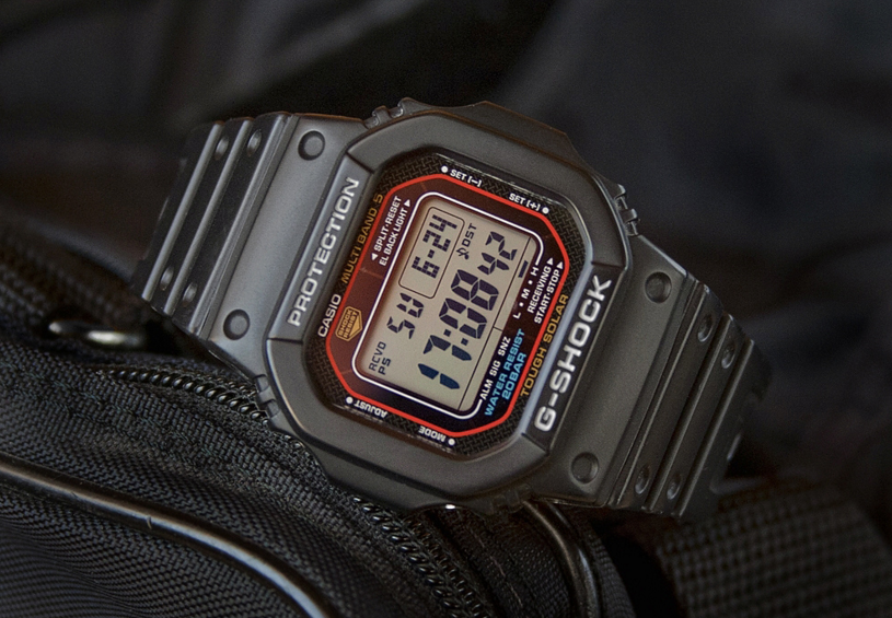 GWM5610-1 G-Shock_1 / Best G-Shock for the Money