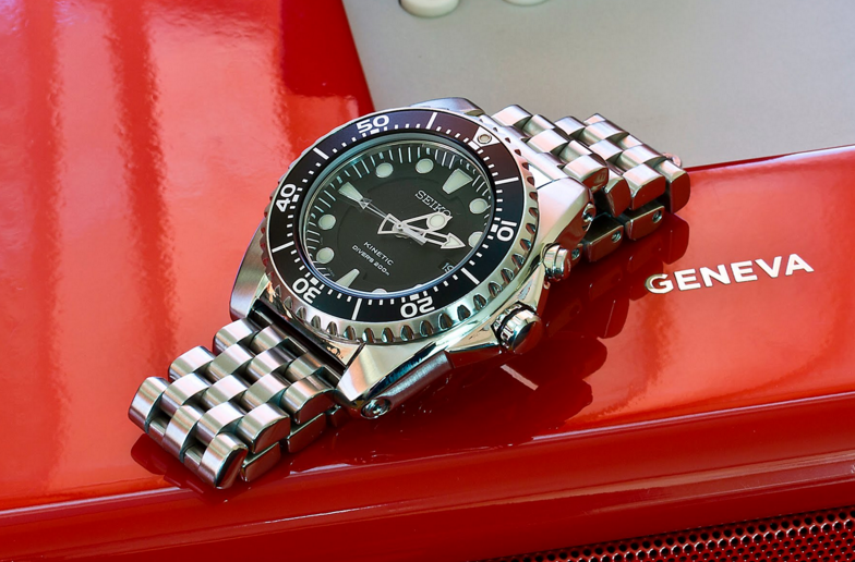 Seiko SKA371 Dive Watch