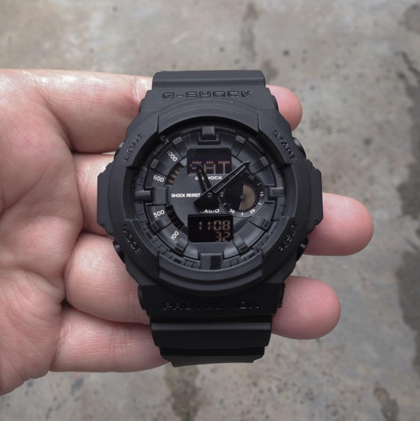 Casio G-Shock GA-150 Review-2
