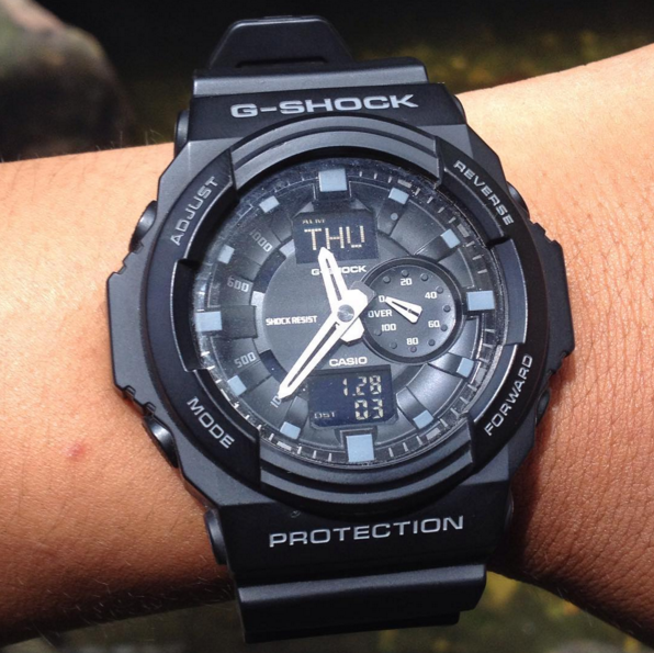 Casio G-Shock GA-150 Review-3