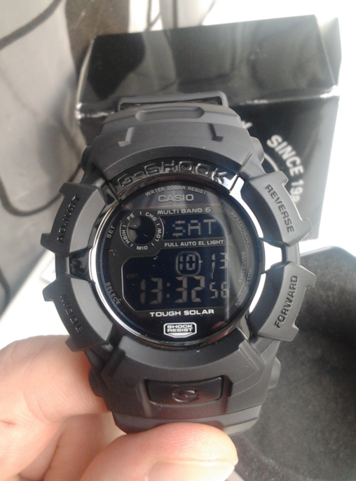 Casio G-Shock GW2310FB-1CR Review-5