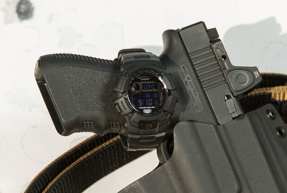 Casio G-Shock GW2310FB-1CR Review