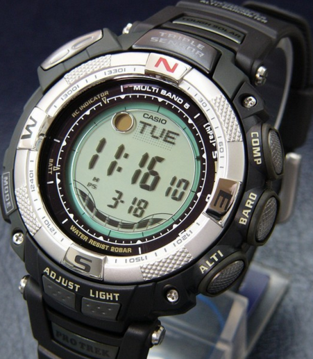 Casio ProTrek PAW1500-1V Review
