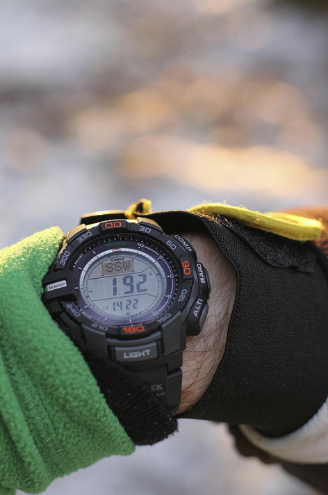 Casio ProTrek PRG-270 Review-1