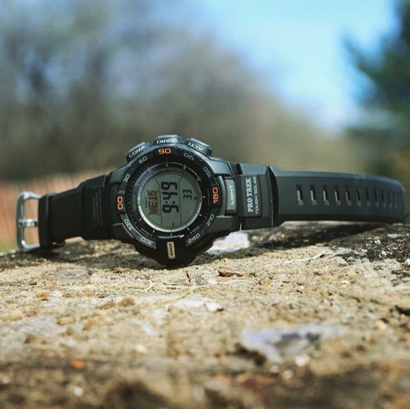 Casio ProTrek PRG-270 Review-3