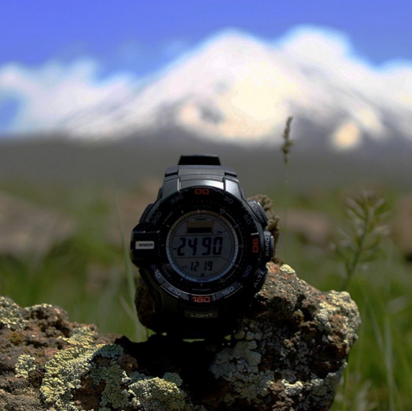 Casio ProTrek PRG-270 Review-4