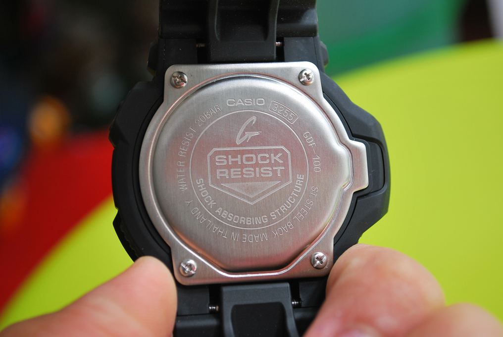 G-Shock GDF-100-1A Twin Sensor Review-2