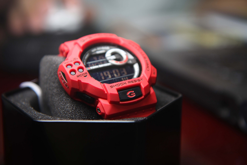 G-Shock GDF-100-1A Twin Sensor Review-3