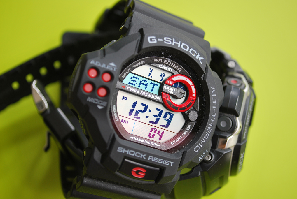 Casio G-Shock GDF-100-1A Watch Review