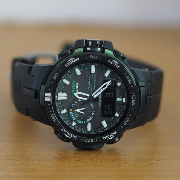 Casio ProTrek PRW-6000Y-1ACR Review