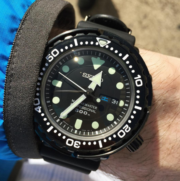 SEIKO PROSPEX MARINEMASTER SBBN035 REVIEW-3