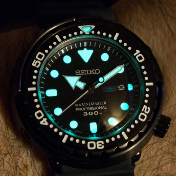 SEIKO PROSPEX MARINEMASTER SBBN035 REVIEW-5