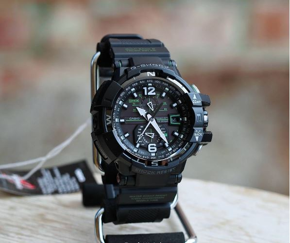 Best Tactical Watch - GWA-1100 Gravity Defier-1
