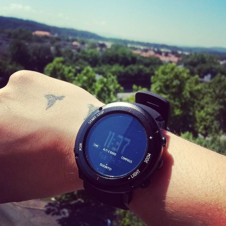 Suunto Core Alu Deep Black-2