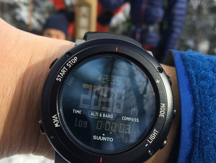 Suunto Core Alu Deep Black-5