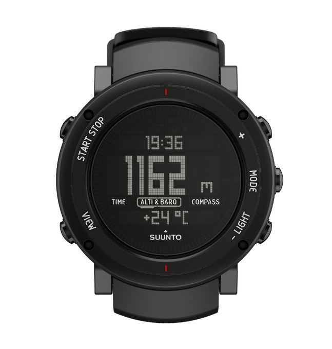 Suunto Core Alu Deep Black - Best EDC Watch