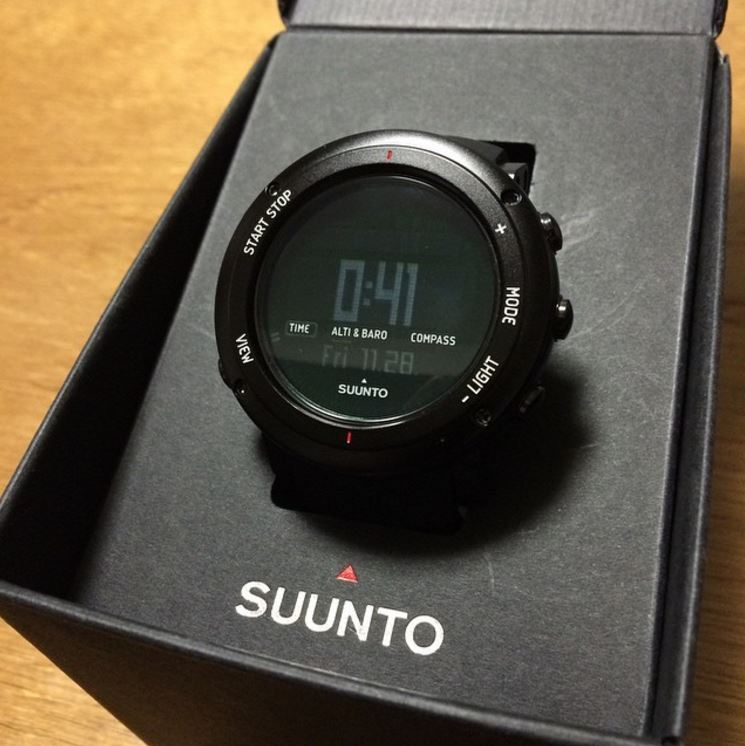 Suunto Core Alu Deep Black Watch Review