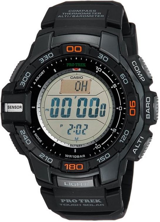 Casio ProTrek PRG-270 - Best Hunting Watch for the Money