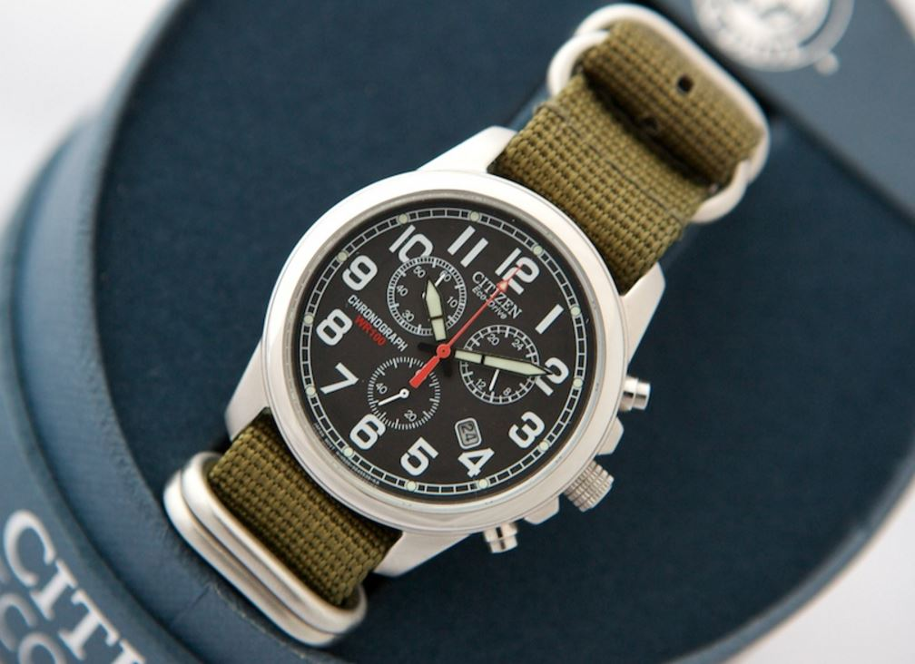 Citizen Best Field Watch