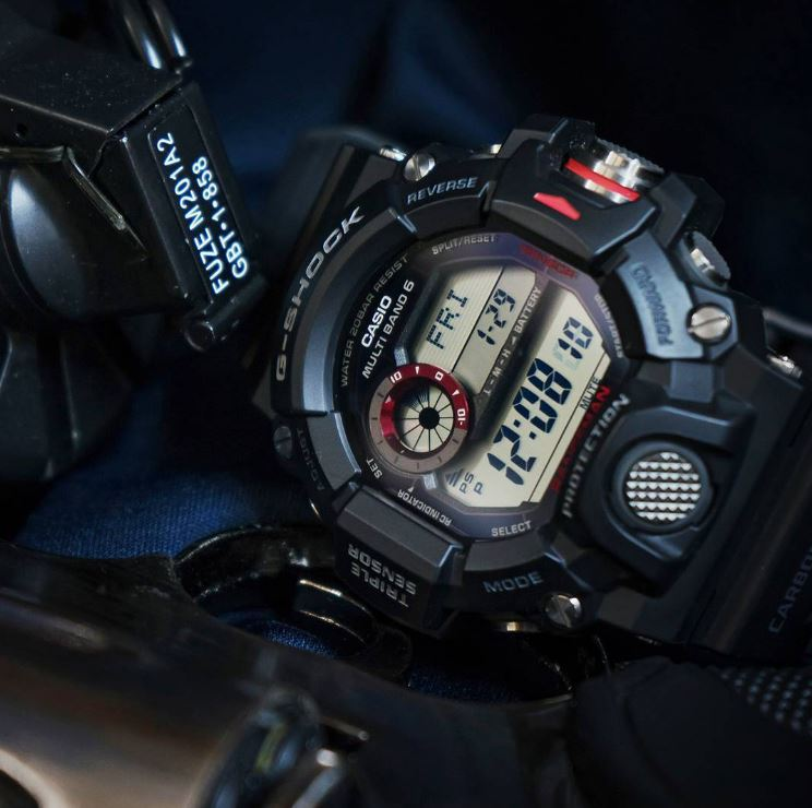 Best Compass Watch - G-Shock GW-9400 Rangeman