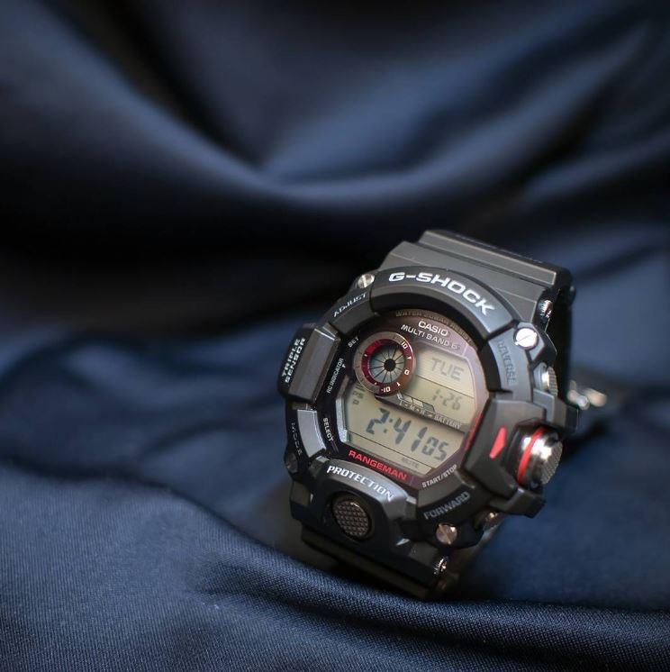 G-Shock GW-9400 Rangeman - Best Hunting Watch