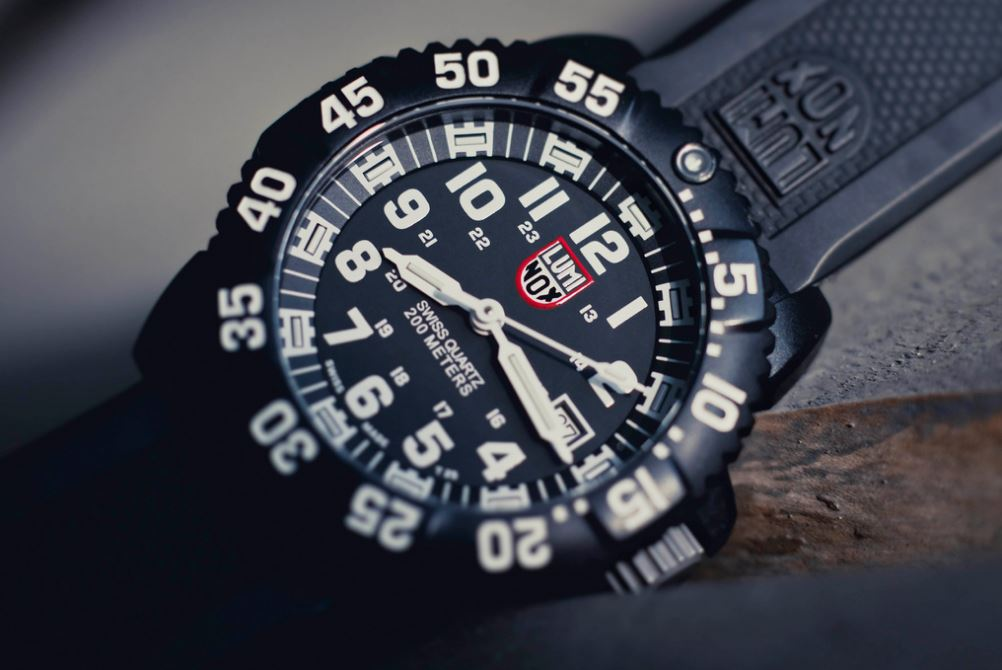 Luminox 3051 Navy Seals - Best EDC Watch