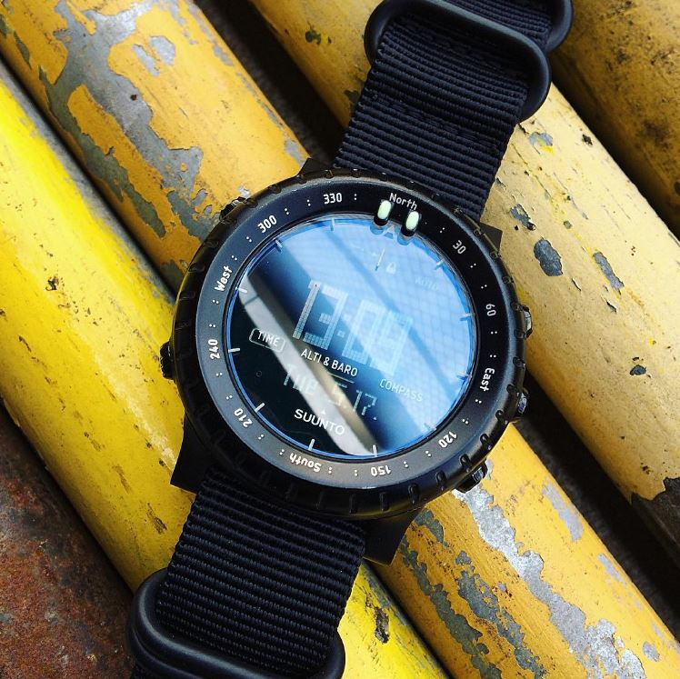 Suunto Core - Best Hunting Watch from Suunto