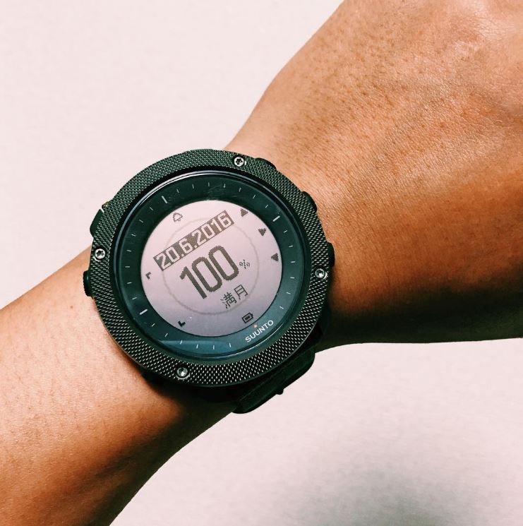 Suunto Traverse Alpha-4