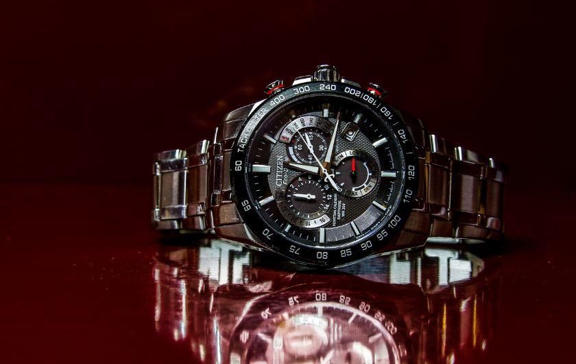 Citizen Eco-Drive AT4008-51E Perpetual Chrono Stainless Steel Watch Review-1
