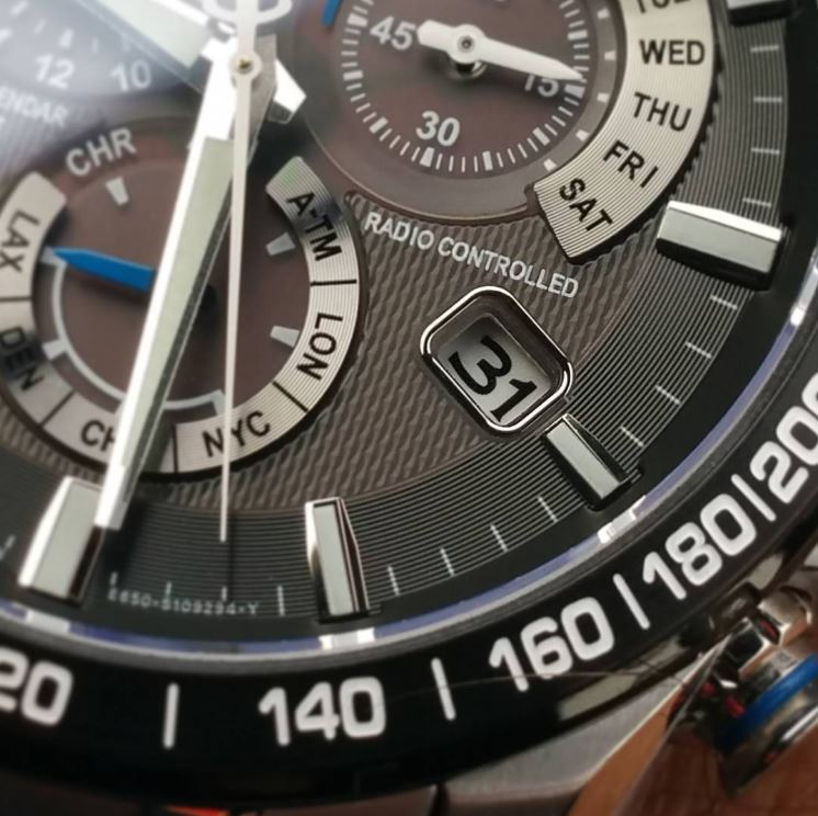 Citizen Eco-Drive AT4010-50E Titanium Perpetual Chrono